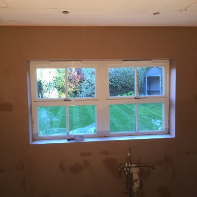 Tunbridge Wells new plaster